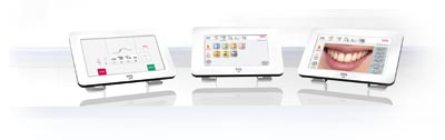 dental vacumat 6000 displays